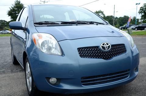 2008 Toyota Yaris for sale at Prime Auto Sales LLC in Virginia Beach VA