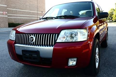 2007 Mercury Mariner Hybrid for sale at Prime Auto Sales LLC in Virginia Beach VA