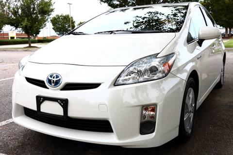 2010 Toyota Prius for sale at Prime Auto Sales LLC in Virginia Beach VA