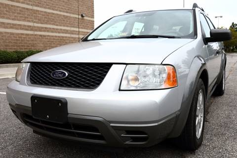 2005 Ford Freestyle for sale at Prime Auto Sales LLC in Virginia Beach VA