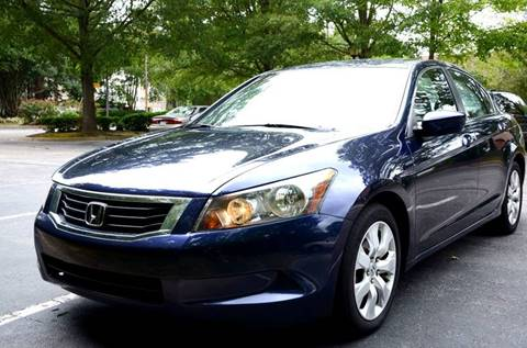 2008 Honda Accord for sale at Prime Auto Sales LLC in Virginia Beach VA