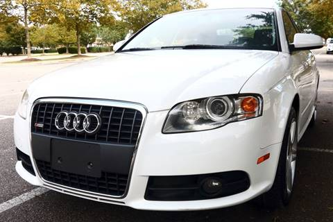 2008 Audi A4 for sale at Prime Auto Sales LLC in Virginia Beach VA