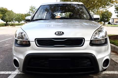 2012 Kia Soul for sale at Prime Auto Sales LLC in Virginia Beach VA
