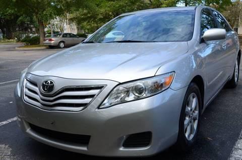 2010 Toyota Camry for sale at Prime Auto Sales LLC in Virginia Beach VA