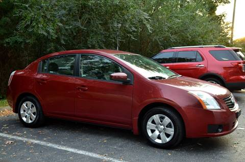 2007 Nissan Sentra for sale at Prime Auto Sales LLC in Virginia Beach VA
