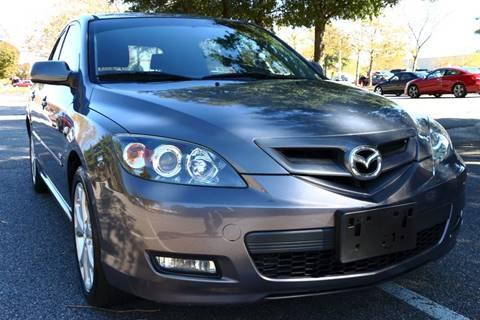 2008 Mazda MAZDA3 for sale at Prime Auto Sales LLC in Virginia Beach VA