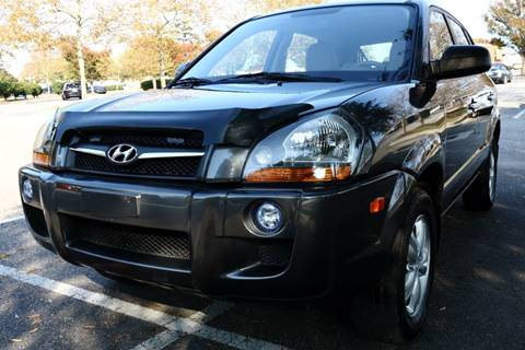 2009 Hyundai Tucson for sale at Prime Auto Sales LLC in Virginia Beach VA