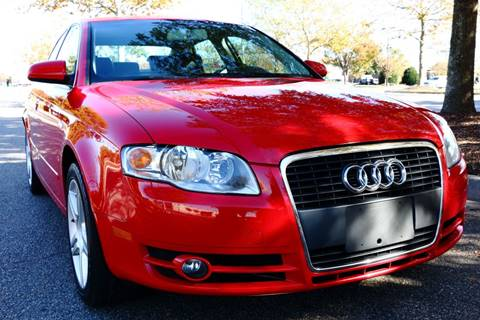 2007 Audi A4 for sale at Prime Auto Sales LLC in Virginia Beach VA