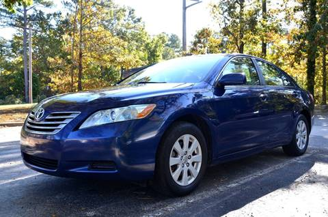 2007 Toyota Camry Hybrid for sale at Prime Auto Sales LLC in Virginia Beach VA