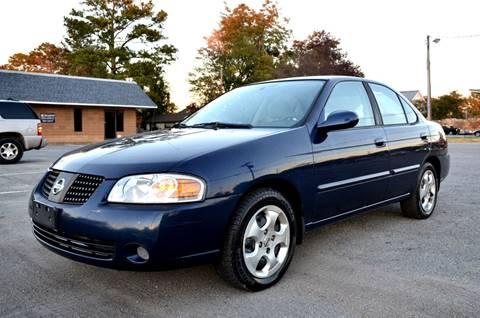 2005 Nissan Sentra for sale at Prime Auto Sales LLC in Virginia Beach VA