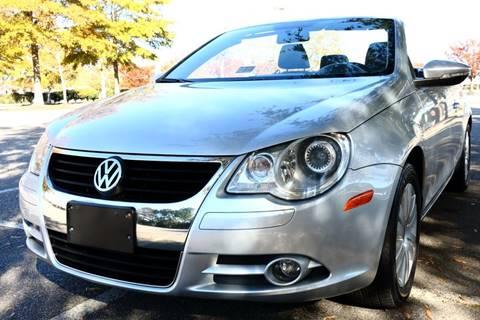 2009 Volkswagen Eos for sale at Prime Auto Sales LLC in Virginia Beach VA