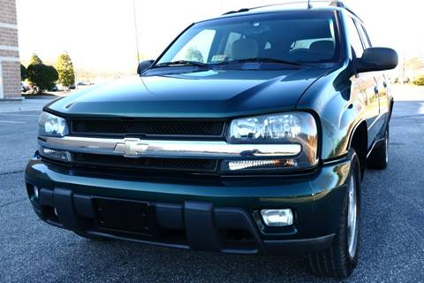 2006 Chevrolet TrailBlazer EXT for sale at Prime Auto Sales LLC in Virginia Beach VA