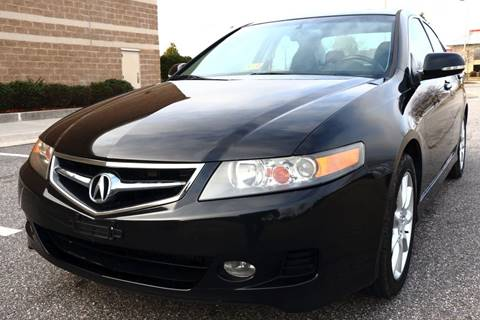 2006 Acura TSX for sale at Prime Auto Sales LLC in Virginia Beach VA