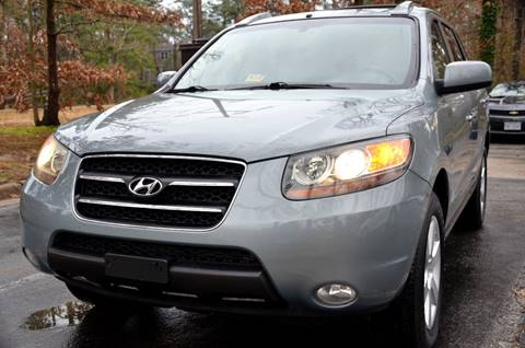 2007 Hyundai Santa Fe for sale at Prime Auto Sales LLC in Virginia Beach VA