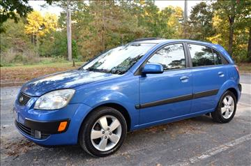 2007 Kia Rio5 for sale at Prime Auto Sales LLC in Virginia Beach VA