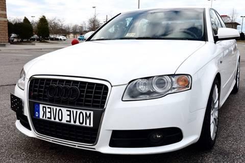 2008 Audi A4 for sale at Prime Auto Sales LLC in Virginia Beach VA