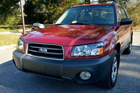 2005 Subaru Forester for sale at Prime Auto Sales LLC in Virginia Beach VA