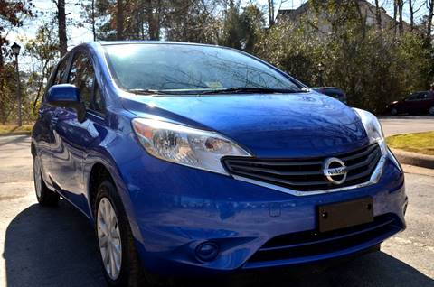 2014 Nissan Versa Note for sale at Prime Auto Sales LLC in Virginia Beach VA