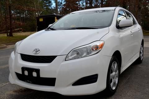 2009 Toyota Matrix for sale at Prime Auto Sales LLC in Virginia Beach VA