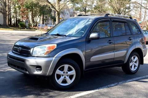 2004 Toyota RAV4 for sale at Prime Auto Sales LLC in Virginia Beach VA