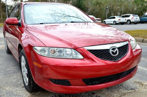 2005 Mazda MAZDA6 for sale at Prime Auto Sales LLC in Virginia Beach VA