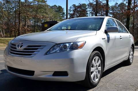 2008 Toyota Camry Hybrid for sale at Prime Auto Sales LLC in Virginia Beach VA