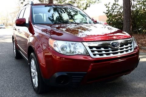 2011 Subaru Forester for sale at Prime Auto Sales LLC in Virginia Beach VA