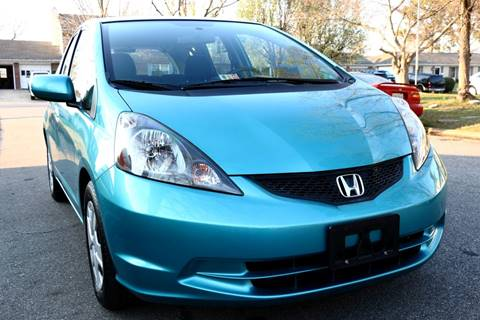 2012 Honda Fit for sale at Prime Auto Sales LLC in Virginia Beach VA