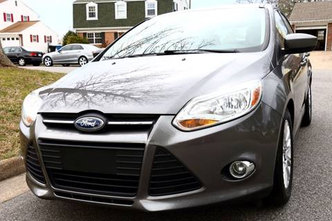 2012 Ford Focus for sale at Prime Auto Sales LLC in Virginia Beach VA