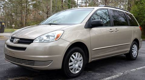 2004 Toyota Sienna for sale at Prime Auto Sales LLC in Virginia Beach VA