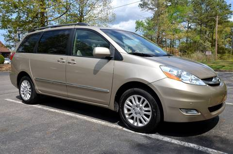 2007 Toyota Sienna for sale at Prime Auto Sales LLC in Virginia Beach VA
