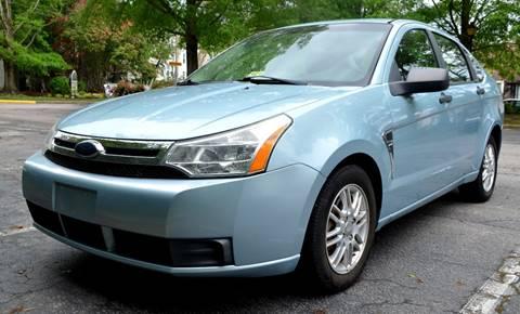 2008 Ford Focus for sale at Prime Auto Sales LLC in Virginia Beach VA