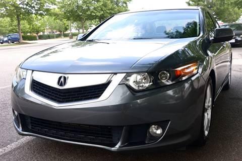 2010 Acura TSX for sale at Prime Auto Sales LLC in Virginia Beach VA