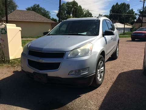 2009 Chevrolet Traverse for sale in Florence, CO