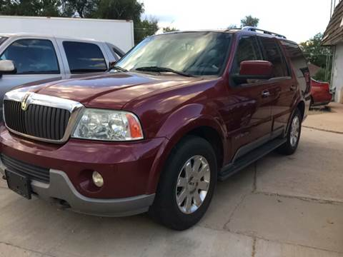 2004 Lincoln Navigator for sale in Florence, CO