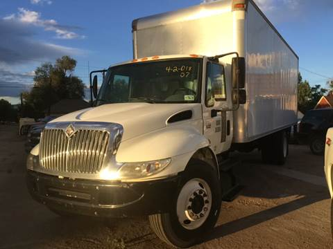 2007 International 4300 for sale in Florence, CO