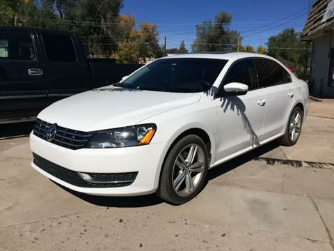 2015 Volkswagen Passat for sale in Florence, CO