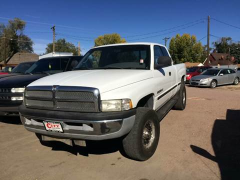 1998 Dodge Ram Pickup 2500 for sale in Florence, CO