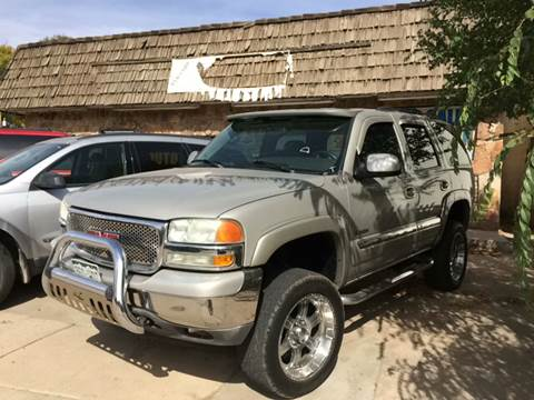 2004 GMC Yukon for sale in Florence, CO