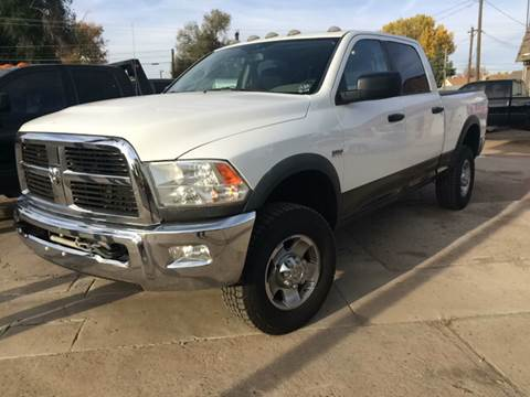 2012 RAM Ram Pickup 2500 for sale in Florence, CO