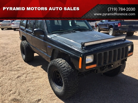 1997 Jeep Cherokee for sale in Florence, CO