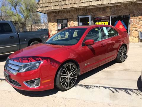 2011 Ford Fusion Hybrid for sale in Florence, CO