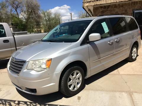 2010 Chrysler Town and Country for sale at PYRAMID MOTORS AUTO SALES in Florence CO