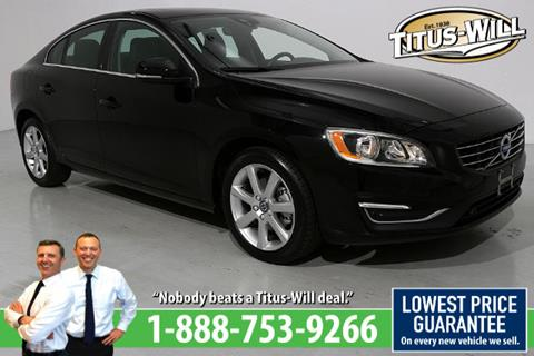 2016 Volvo S60 for sale in Parkland, WA
