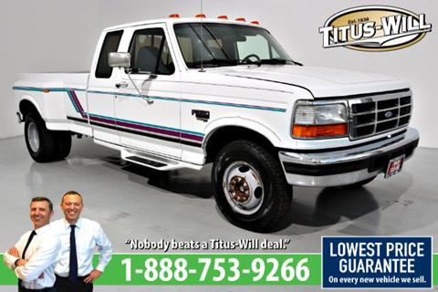 1996 Ford F-350 for sale in Parkland, WA