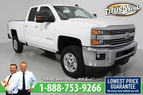 2016 Chevrolet Silverado 2500HD for sale in Parkland, WA