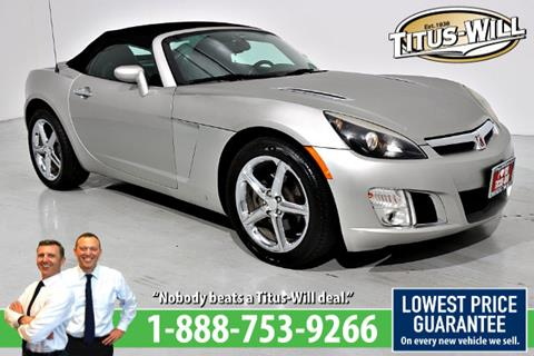 2008 Saturn SKY for sale in Parkland, WA