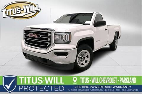 2018 GMC Sierra 1500 for sale at Titus-Will Chevrolet in Parkland WA