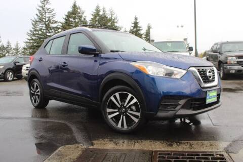 2018 Nissan Kicks SV for sale at Titus-Will Chevrolet in Parkland WA
