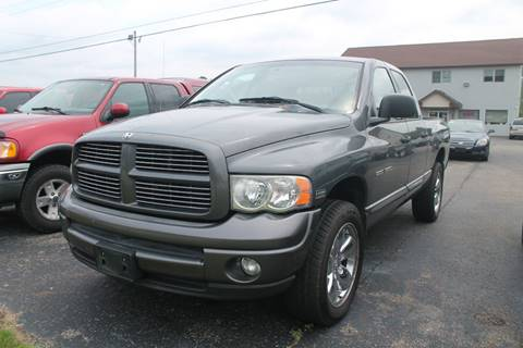 2004 Dodge Ram Pickup 1500 for sale in Heath OH